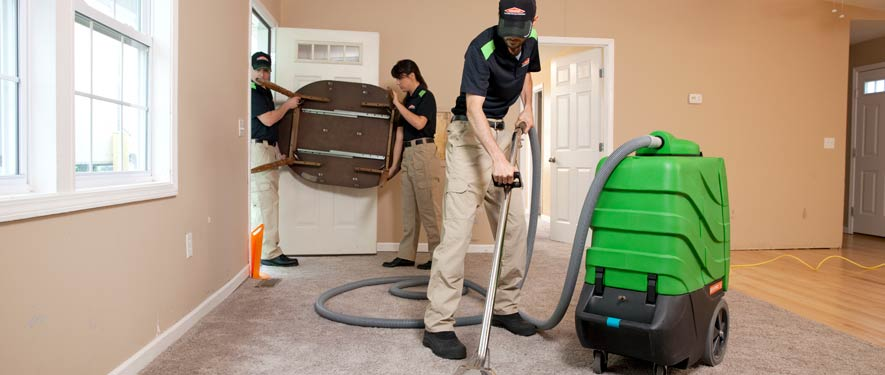 Norwalk, CT residential restoration cleaning